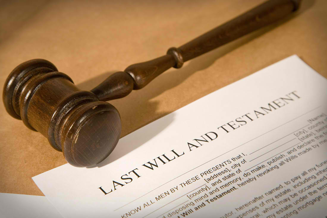 Who needs a Will?